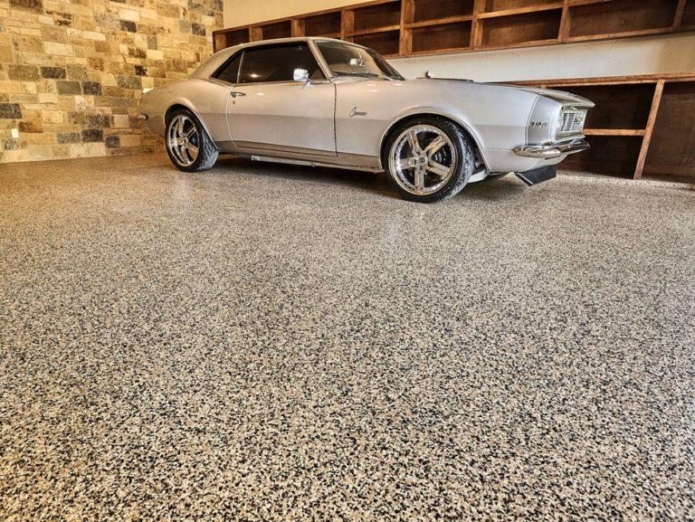 Chattanooga Garage Floor Coating