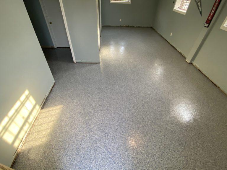 Basement Floor Coatings