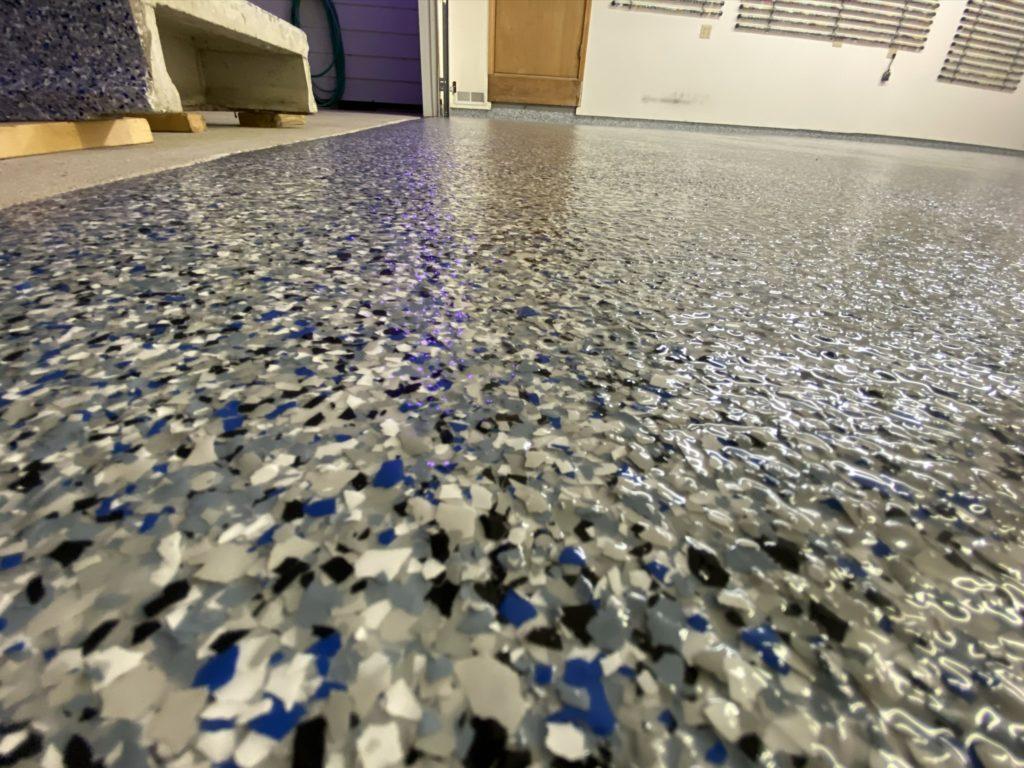 Garage Floor Coatings Chattanooga