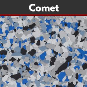 comet design coatings