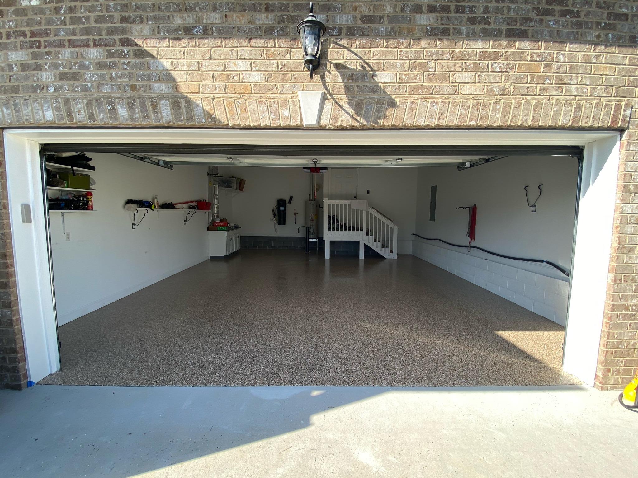 Garage Floors Hixson