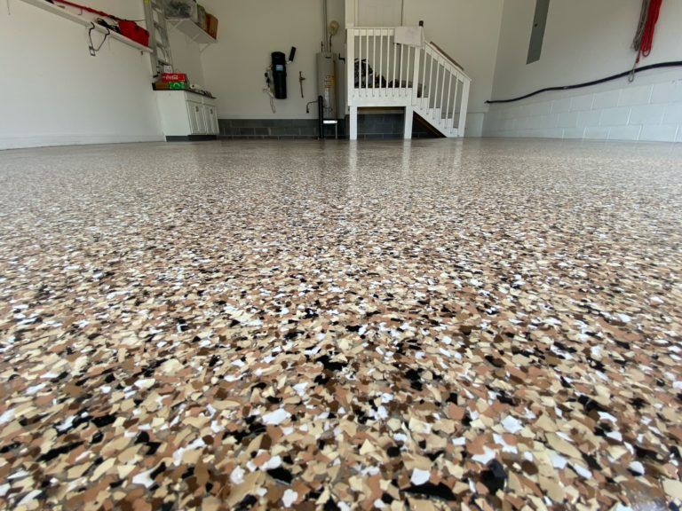Epoxy Garage Floors